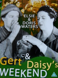 Elsie and Doris Gert and Daisys Weekend