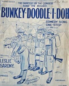 Leslie Bunkey Doodle R