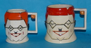 Sandy Powell Musical mugs