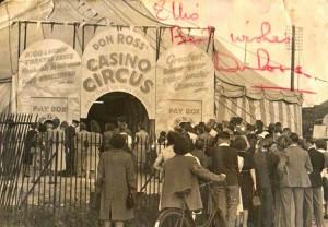 don ross circus r
