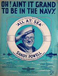 sandy navy r