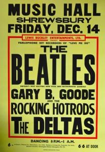 Variety Beatles